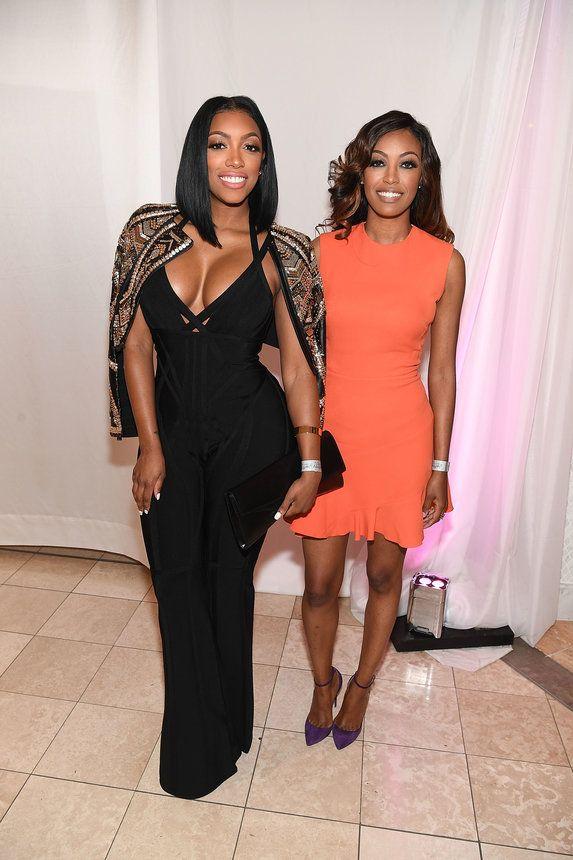 Porsha Williams and Lauren Williams @blessedprincesa ♔