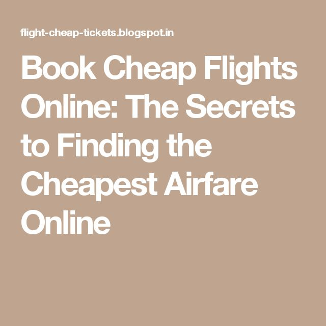 The Savvy Flyer books your tickets at minimal rates and to amazing destinations across the world.