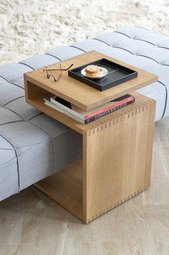 Lambert Werkstätten Deposito Table #Wooden #Möbel #Wohnzimmer #diy #minimal