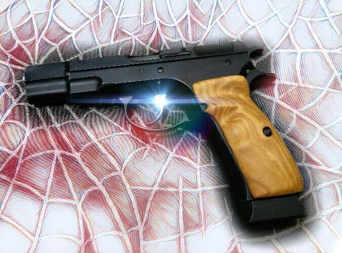 CZ75 My diy grip