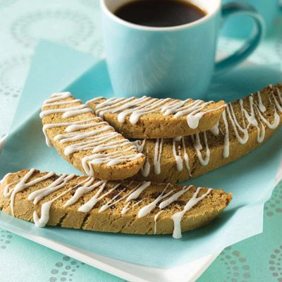 Gingerbread Biscotti Recipe from Land O'Lakes