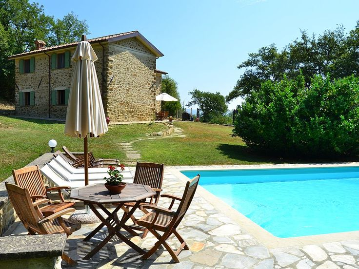 Schönes, toskanisches Landhaus Anghiari  - Toskanisches Landhaus mit Swimmingpool