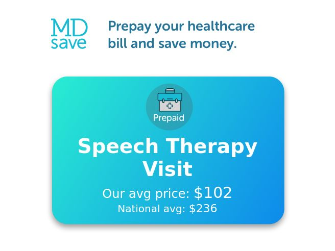 How Much Does a Speech Therapy Visit Cost Near Me ...