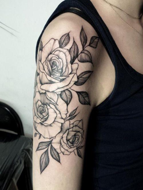 by ZszywkaBlackBear Tattoo