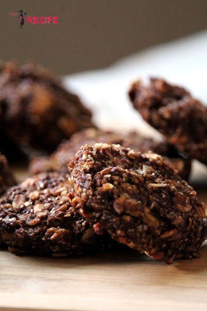 Biscuits sans sucre et faibles en gras - Miss-Recipe.com
