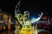 Astoria Romantica: Festiwal Rzeźby w Lodzie w Poznaniu