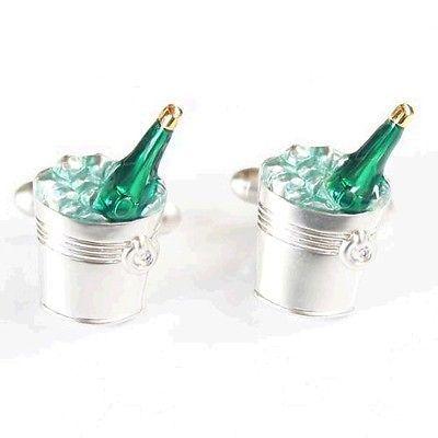 Swank Wine Cooler Cuffs (cufflinks) Sw014