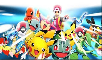Jugar juegos de Pokémon
