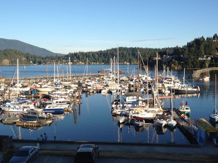Gibsons Harbor, BC