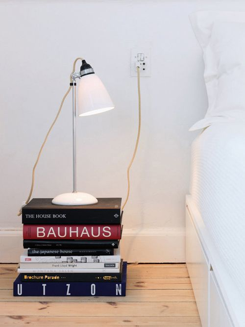 Original BTC's Hector table lamp. The Perfect Light