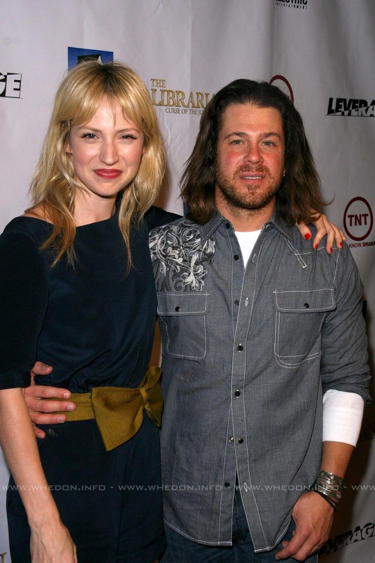 cast of leverage | Leverage Cast Beth and Christian
