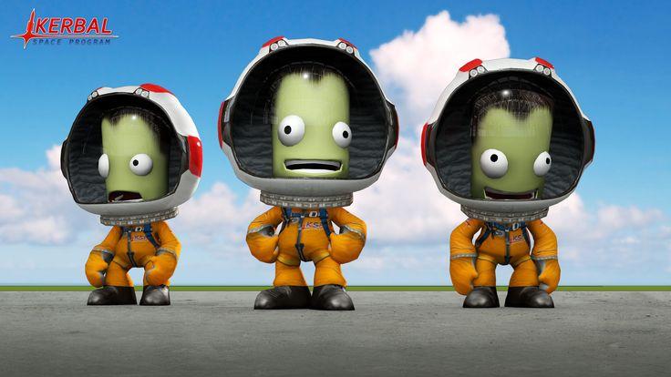Kerbal Space Program PC Game Free Download | 18 Plus Games
