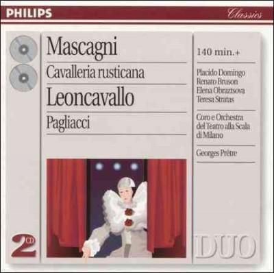 Pietro Mascagni - Mascagni: Cavalleria Rusticana