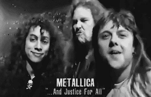 Metallica gif ... A Justic pro všechny.