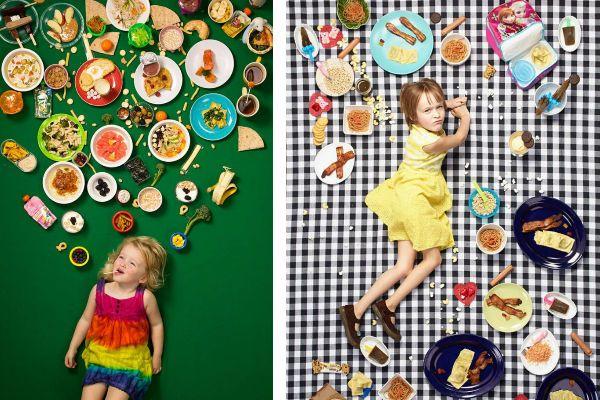 Você já parou para pensar em tudo o que seu filho come, ao longo do dia?