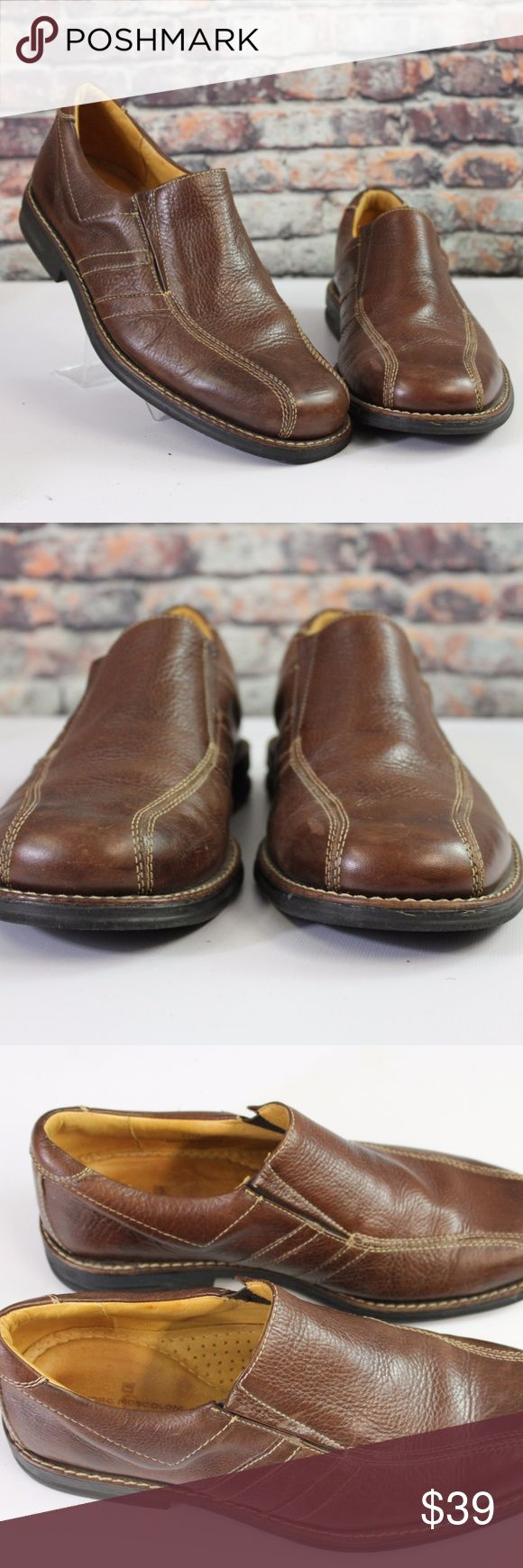 Sandro Moscoloni Bike Toe Leather Loafers 9.5 D Sandro Moscoloni Bike Toe Leather Loafers 9.5 D   Great condition - clean uppers, good soles  Thanks for looking! BA7L1 Sandro Moscoloni Shoes Loafers & Slip-Ons