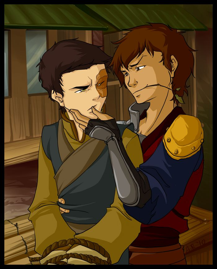 Avatar Airbender: 17 Best Images About Zuko X Jet On Pinterest
