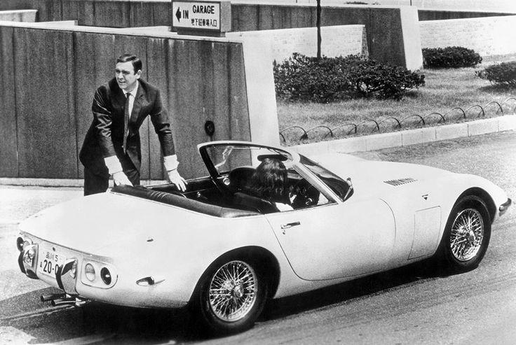 Die 9 besten James Bond-Autos – teddy