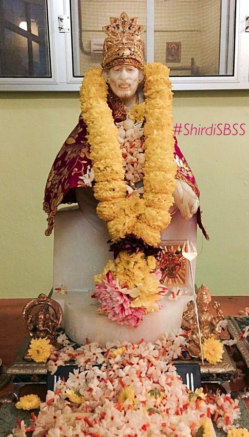"Wishing everyone a very Happy Rama Navami   ❤️ JAI SATGURU SAINATH ❤️ ""Bow to Shri Sai & Peace Be to all""  #sairam #shirdi #saibaba #saideva #shirdisaibaba #ShirdiSBSS  Please share;  FB: www.fb.com/ShirdiSBSS Twitter: https://twitter.com/shirdisbss Blog: http://ssbshraddhasaburi.blogspot.com/  G+: https://plus.google.com/100079055901849941375/posts Pinterest: www.pinterest.com/shirdisaibaba"