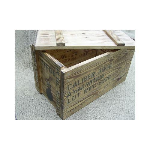 Ammo box open (relics, 2014)