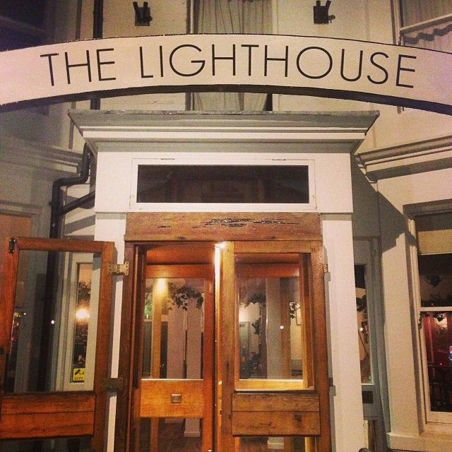 The Lighthouse | New Music & Arts Pub. Deal, Kent.The Lighthouse