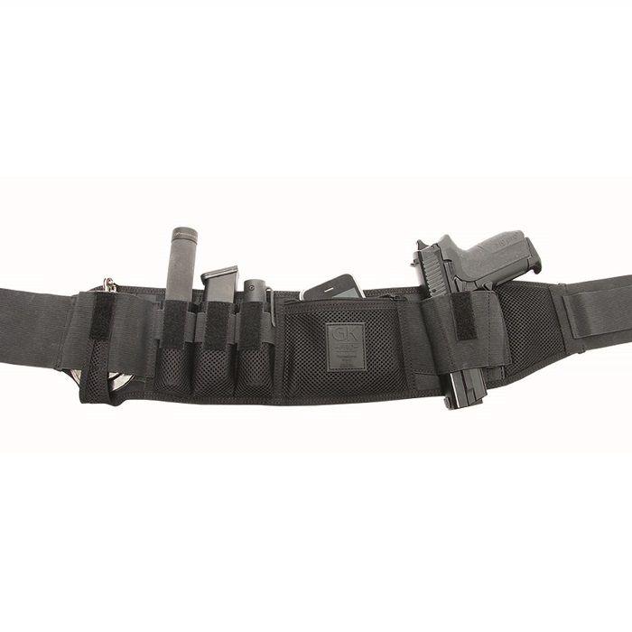 Hidden Vest van GK Professional. DeHidden Belt is ontworpen voor undercover inzetten. Ze zijn handig om uitrusting verborgen te dragen. https://www.urbansurvival.nl/product/hidden-belt/