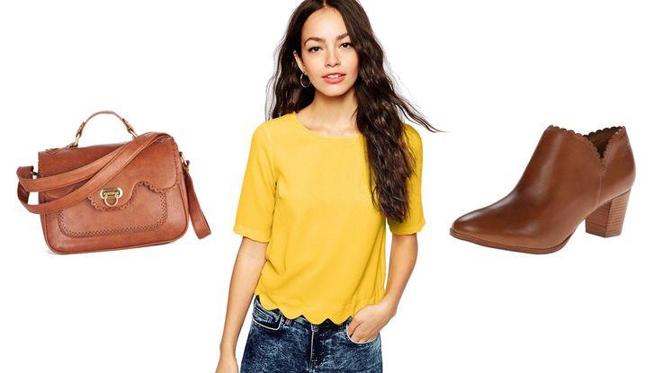 9 Ways To Wear Scalloped Hems   StyleList Canada