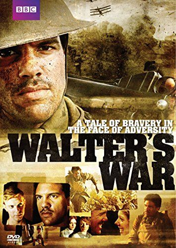 Walter's War (DVD):   Meet Walter Tull, the Jackie Robinson of professional English football before World War I, and survivor of the worst racial slurs his opponents could hurl at him. When the game turns to war in 1914 and the playing field to the Battle of the Somme, Tull (O.T. Fagbenle, Breaking and Entering, Looking) makes history again as the first mixed-race officer in the British Army. Follow this heroic warrior, from his daunting personal battles to the front line, where he mot...
