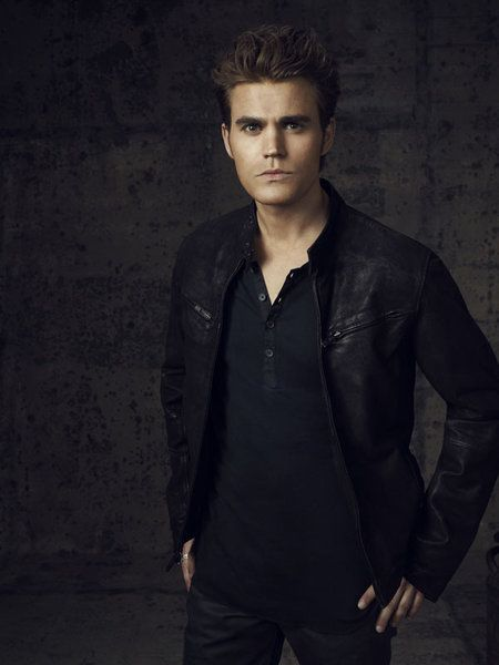 Stefan Salvatore is is one of the male leads and a protagonist of The Vampire Diaries. Stefan is a 165 year old vampire. His older brother, Damon Salvatore, is also a vampire and hates Stefan as he promised him a lifetime of misery.    This was due to their shared love of Katherine Pierce, the vampire who turned both of them into vampires before her presumed death in 1864.