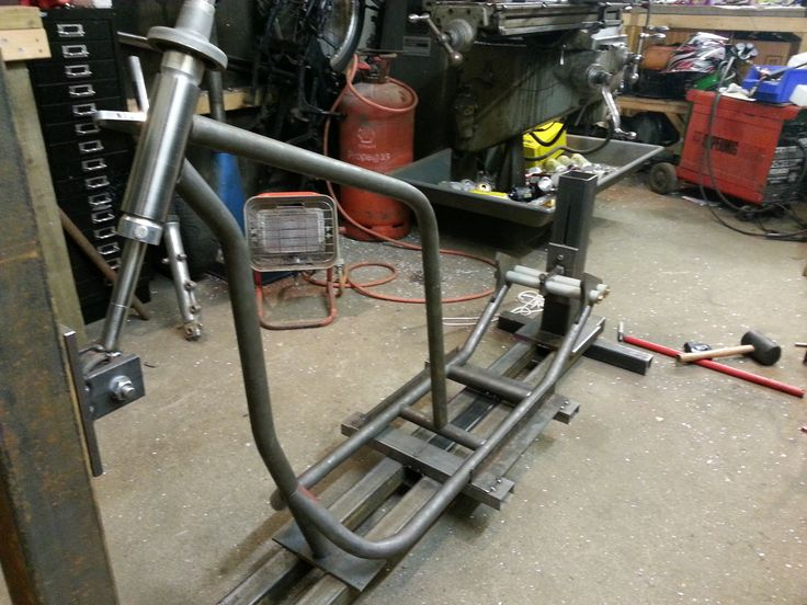 Motorcycle Jig Plans : Best images about frame jig on pinterest search