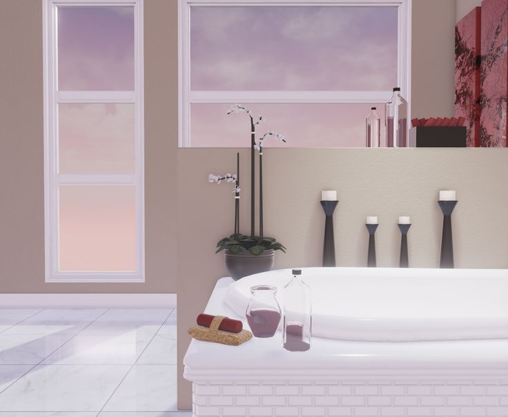 Environments: Bathroom (Shot 2)