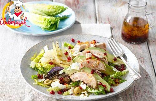 Resep Hidangan Sayur Paprika Salad, Club Masak