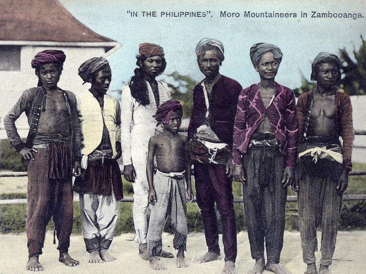 african filipino