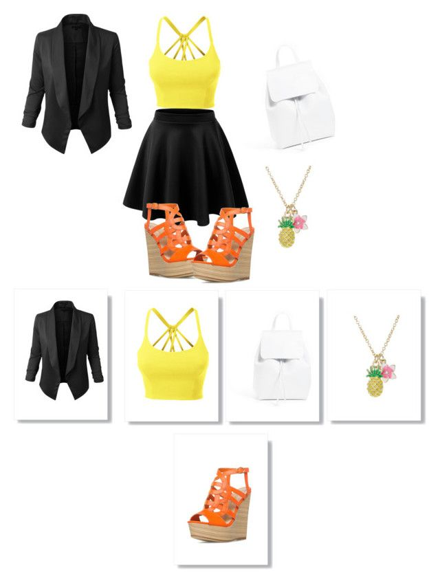 19/6/2016 by nefertiti001 on Polyvore featuring LE3NO and Mansur Gavriel