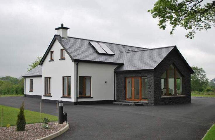 Architectural house plans ireland beautiful for Home designs pinterest