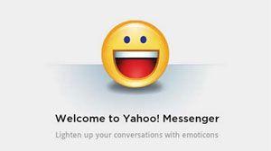 iniciar sesion Yahoo Messenger aplicacion Android