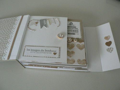 """Paméla : album """"se souvenir des belles choses"""" - kit février 2014 - Les étoiles du scrap"""