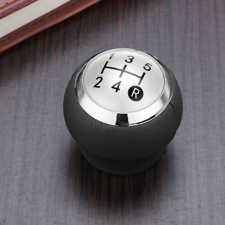 Awesome Amazing Grey 5 Speed Gear Shift Knob Shifter Lever For Toyota Corolla Verso Auris Aygo 2018
