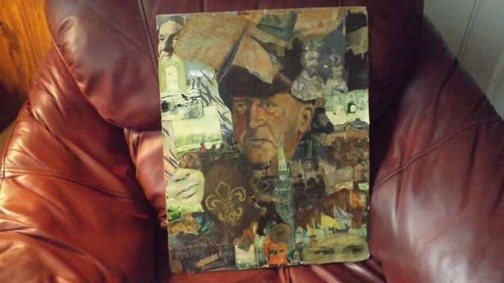 Rare FLQ Crises Quebec Black October War Painting Mary Tuthill Artist Art Canada   eBay