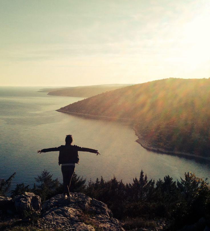 one of istria's beautiful bays . on the top of the hill. #croatia #istra #istria #vacation #travel