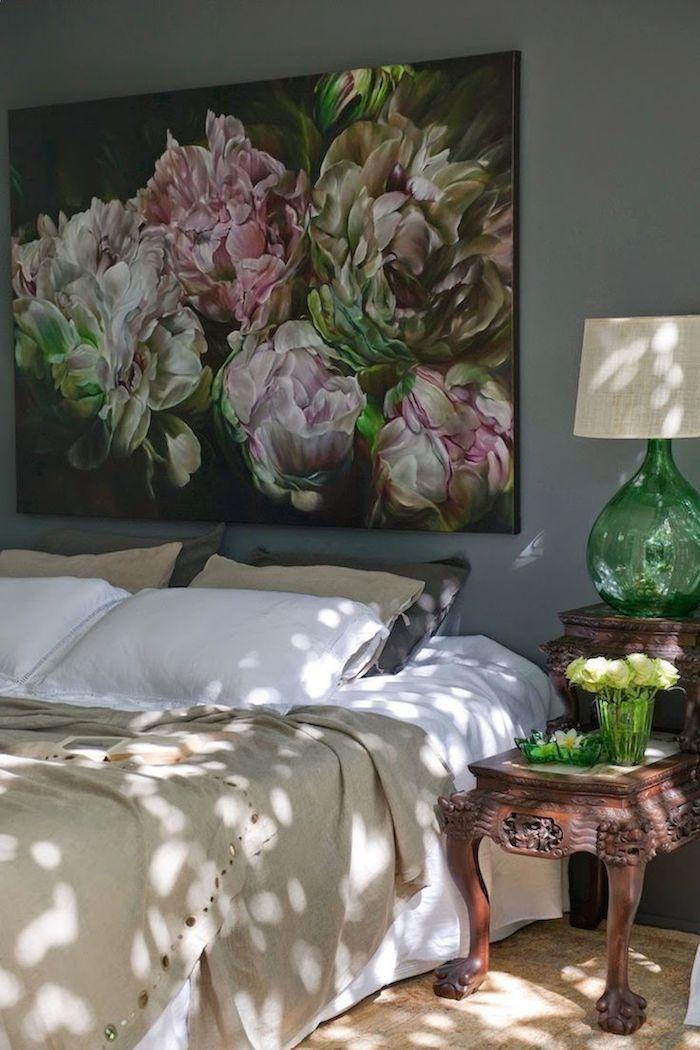 1001 ideen f r schlafzimmer deko die angesagteste. Black Bedroom Furniture Sets. Home Design Ideas
