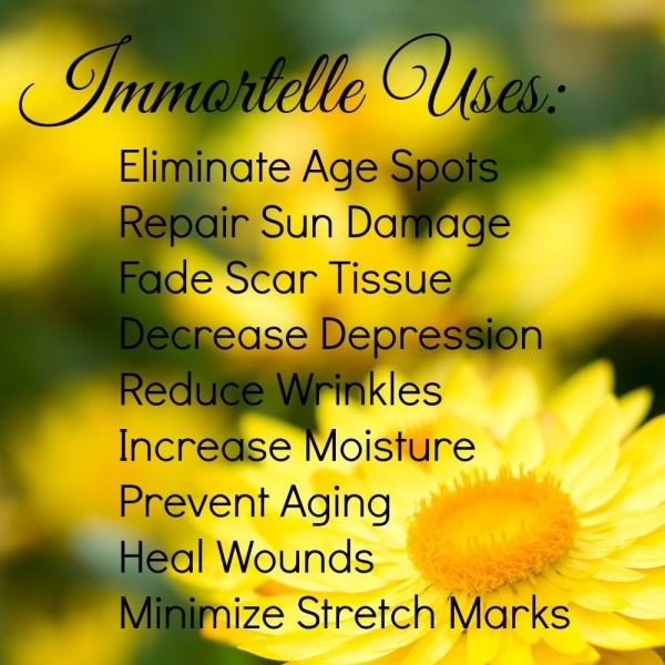 """Immortelle is the name of the blend I used for the """"Anti-aging"""" rollerball. I tend to use mine around my eyes to help with dryness, on small cuts and wounds (usually cat-inflicted) to help them heal, as well as on my forehead, temples, and the backs of my neck for headaches (layer with the headache rollerball)"""