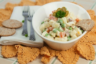 Olivier salad - Insalata russa