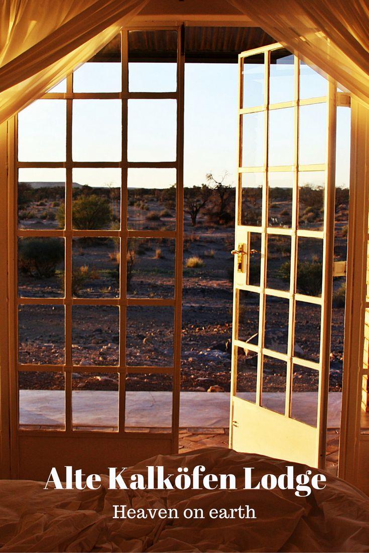 Die Alte Kalköfen Lodge nicht weit entfernt vom Fishriver Canyon ist eine wahre Oase zwischen Keetmanshoop und Lüderitz in Namibia. Einer der schönsten Orte auf unserem gesamten Roadtrip und die Besitzer sind ebenfalls unglaublich herzliche Menschen. Man fühlt sich gleich wie zu Hause <3