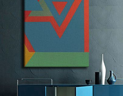 """Check out new work on my @Behance portfolio: """"Geometric Thoughts"""" http://be.net/gallery/54393653/Geometric-Thoughts"""