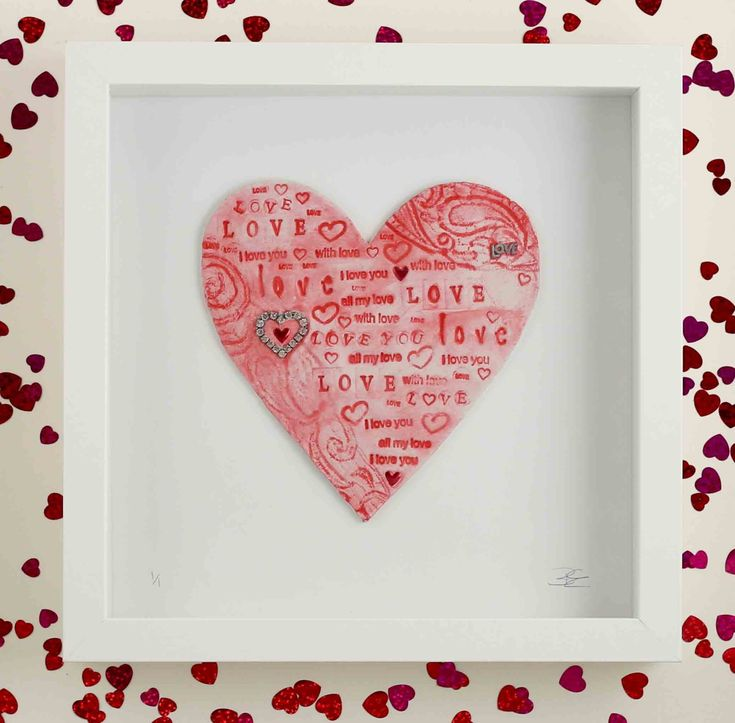 Beverley Edge - Clay Heart made from Clay $45