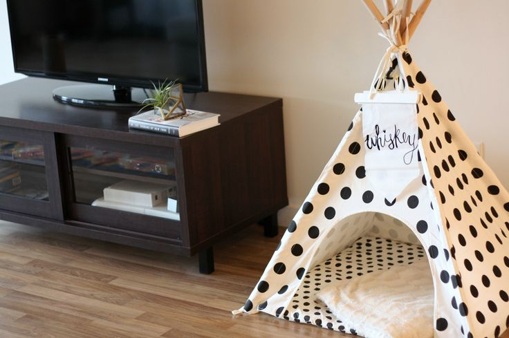 Dog Teepee - love+whiskey home decor
