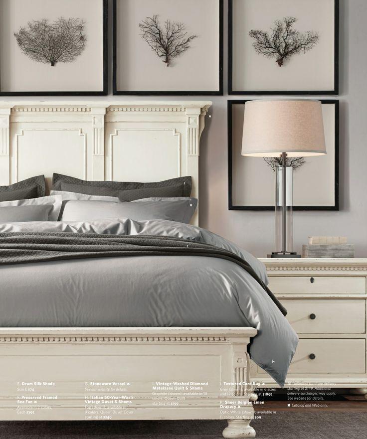 Home Interior Catalog 2013: Restoration Hardware
