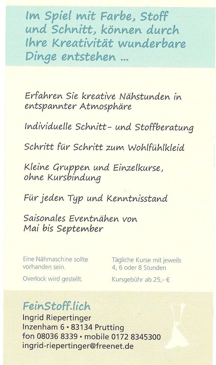 Näh- und Bügelzentrum Hofbauer - Nähmaschinen, Bügelsysteme, Overlocks, Zubehör