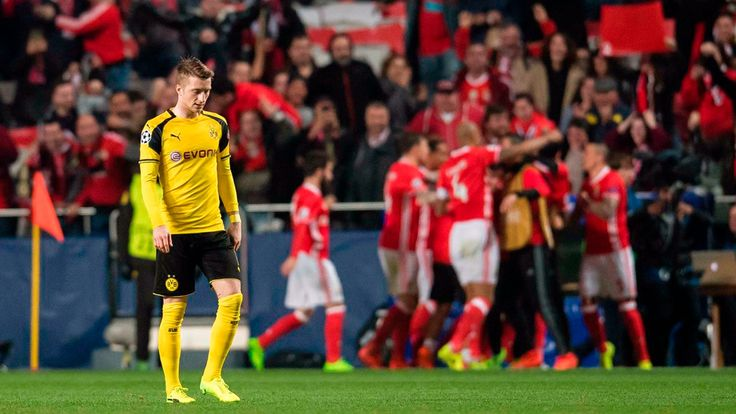 ✪ Benfica vs Borussia Dortmund 1-0 UCL 2016/17 ★ UCLvideos